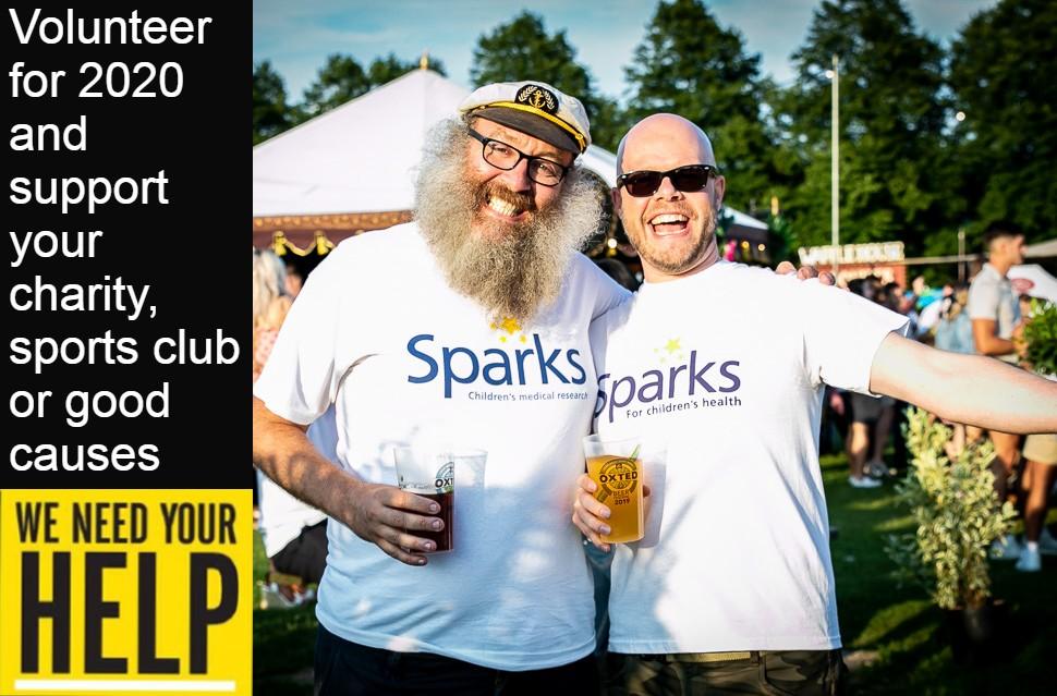 Sparks Volunteers