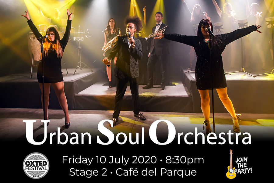 DANCE THE NIGHT AWAY IN OUR NEW CAFE  DEL PARQUE STAGE