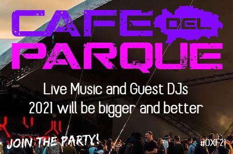 DJ details to be confirmed